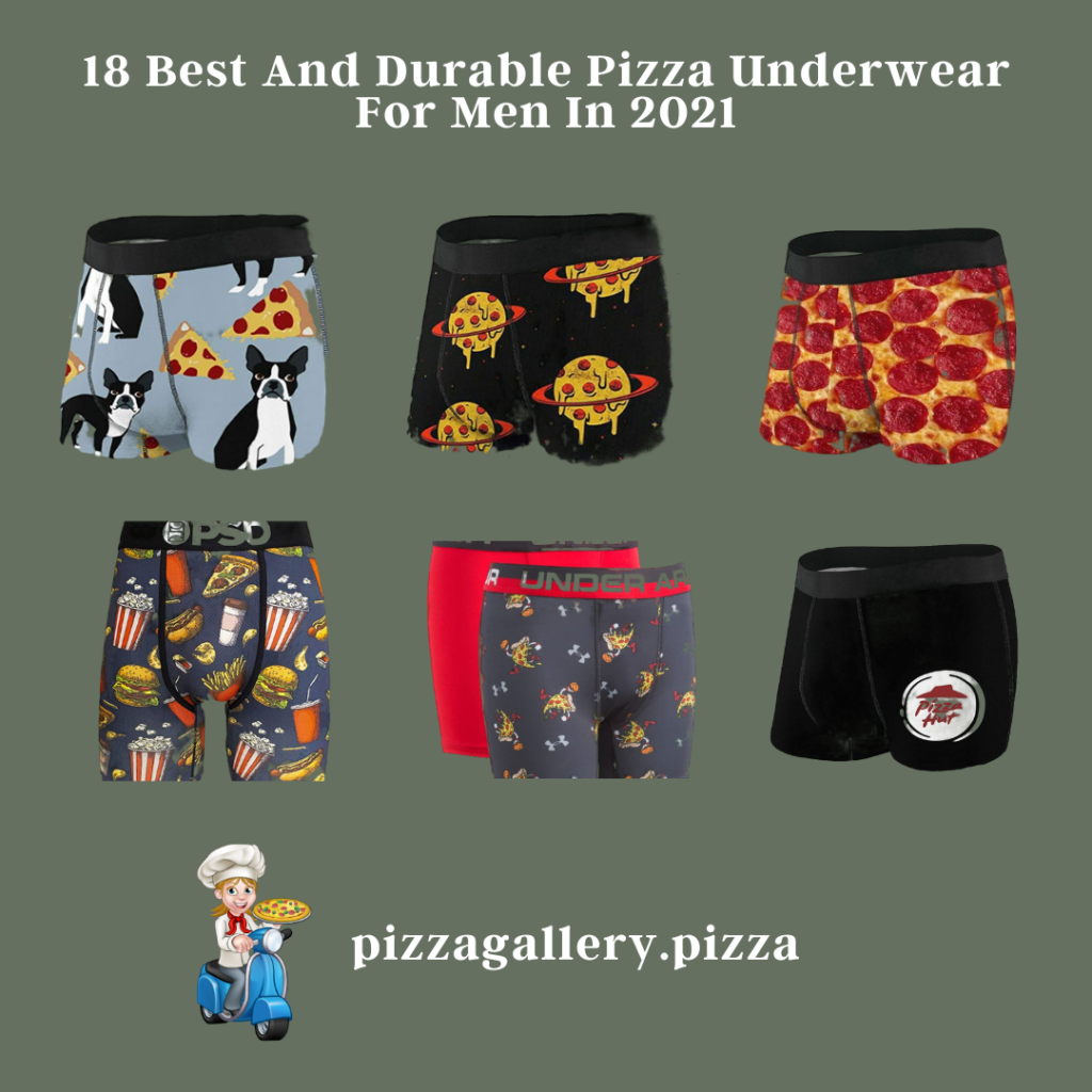 18 Best And Durable Pizza Underwear For Men In 2021